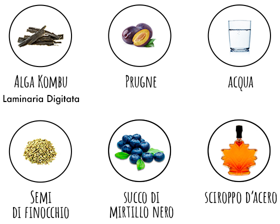 Nuovo Alghemar ingredienti
